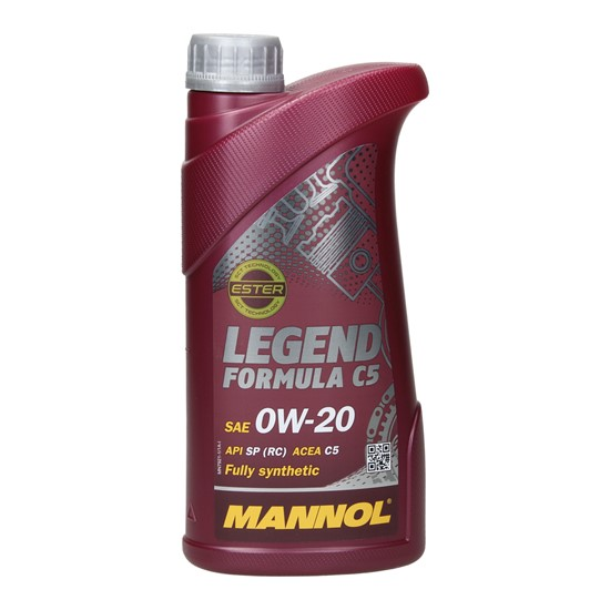 Motoröl Mannol MN Longlife 508/509 0W-20