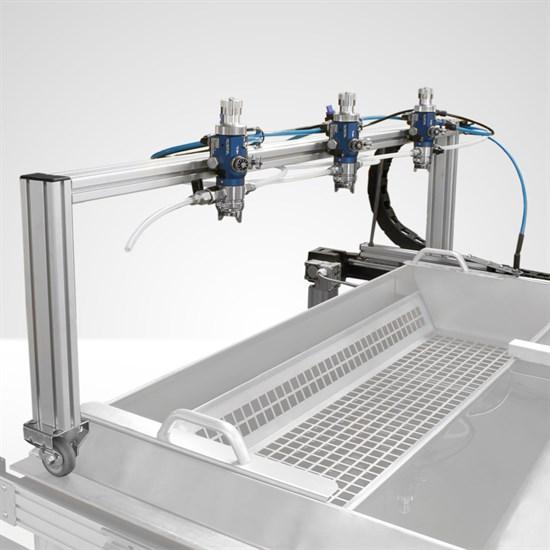 Wassertransferdruck Vollautomatische Aktiviereinheit für Big Dipper | 300 x 110 cm