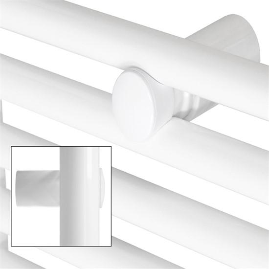 Badheizkörper Elektrisch 750x1200 mm Weiß, gerade, 900W