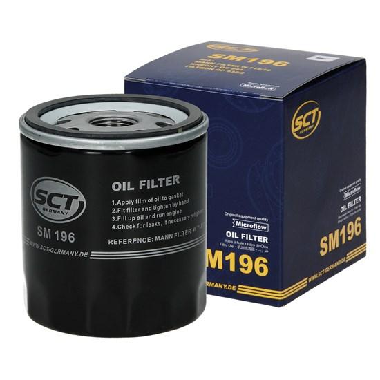 Ölfilter Mazda 3, Skoda Fabia