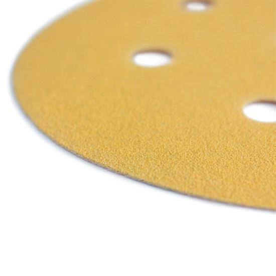 Schleifscheibe mit Klett Ø 150 mm | P 80