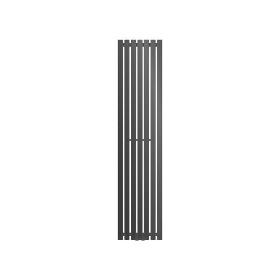 Stella Design Panelheizkörper 370x1600 mm anthrazit