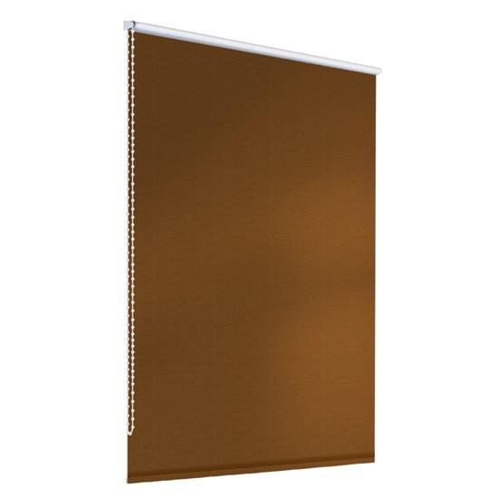 Verdunkelungsrollo Klemmfix Braun 70 x 150 cm