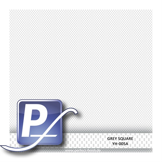Wassertransferdruck Film YH-005A | 60cm GREY SQUARE