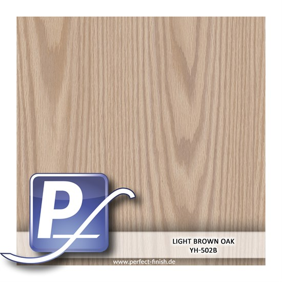 Wassertransferdruck Film YH-502B | 100cm LIGHT BROWN OAK