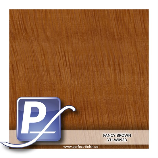 Wassertransferdruck Film YH-W093B | 100cm FANCY BROWN