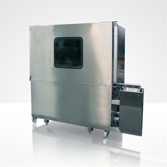 Wassertransferdruck Medium Washer | 100 x 80 cm