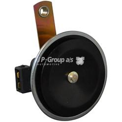 Signalhorn, 12 V, 12 V, 350 HZ/420 HZ, mit E-Marke