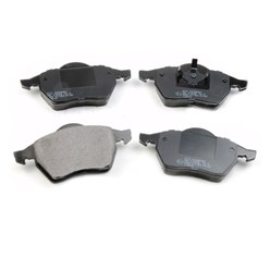Bremsbeläge vorne Ford Galaxy, Seat Alhambra, VW Sharan
