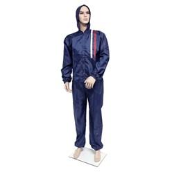 Lacquering suit blue | Size L