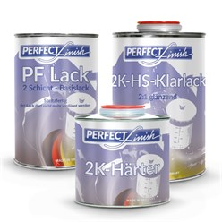 Auto Paint Paint 0.5L BC Ready to spray + 1L clearcoat + 0.5L hardener | Free choice of colors