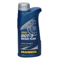 Mannol Bremsflüssigkeit 455 g