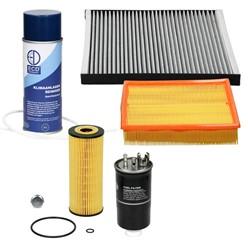 Inspektionspaket Skoda VW  Inkl. Klimaanlagenreiniger
