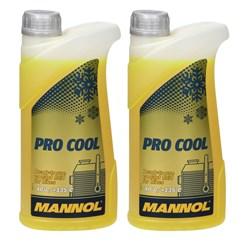 Mannol Pro Cool Antifreeze 1 L 2 Stk