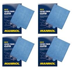 Mannol Microfasertuch 4 Stk