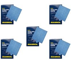 Mannol Mikrofasertuch 5 Stk