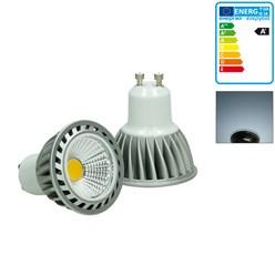 LED Reflektor-Spot GU10 4 Watt Ausf. COB kaltweiß dimmbar