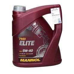 Motoröl Mannol Elite 5W-40 4L