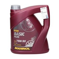 4 Liter MN8108-4 MN Basic Plus 75W-90 GL-4 +