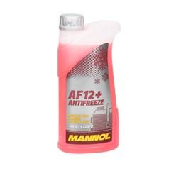 Mannol Antifreeze AF12+ Longlife -40 1 L