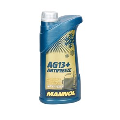 MANNOL Antifreeze AG13+ Advanced -40°C 1 L