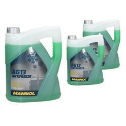 Mannol Antifreeze AG13 -40 5 L 3 Stk