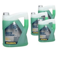 Mannol Antifreeze AG13 -40 5 L 4 Stk