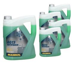 Mannol Antifreeze AG13 -40 5 L 5 Stk