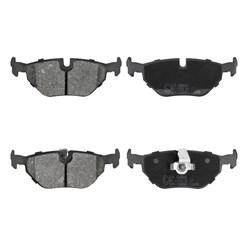 Bremsbelägsatz 8-Teilig vorne + hinten BMW Alpina mit Bremsenreiniger
