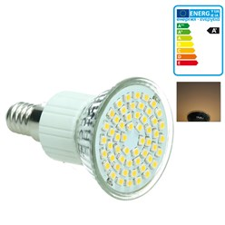 LED Spot E14 3 Watt Ausf. SMD warmweiß