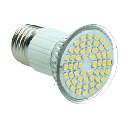 LED Spot E27 3 Watt Ausf. SMD warmweiß