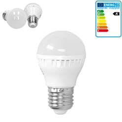 LED Birne E27 3 Watt warmweiß
