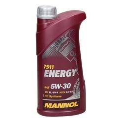 MANNOL Energy 5W-30 API SN/CH-4 1 Liter