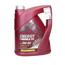 Mannol Formula PD 5W-40 5 Liter