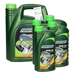 Fanfaro Gazolin 10W40 9 Liter