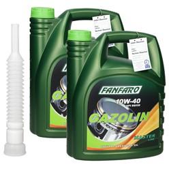Fanfaro Gazolin 10W40 5 L 2 Stk
