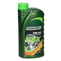 1L FF6702-1 FANFARO VSX SAE 5W-40