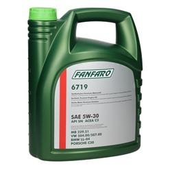 Fanfaro Longlife 15 Liter mit Auslaufschlauch