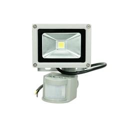 LED Flutlicht Strahler Außen 10W Kaltweiß 6000K Wasserdicht IP65