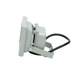 LED Flutlicht Strahler Außen 10W Warmweiß 2800K Wasserdicht IP65