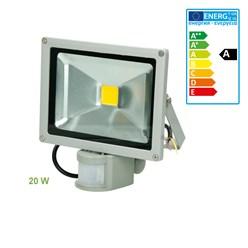 LED-Flutlicht 20W, Kaltweiß, wasserfest