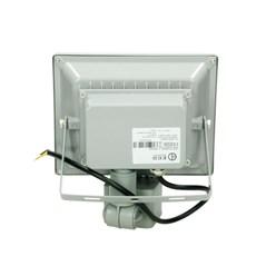 LED Flutlichtstrahler 20 Watt warmweiß mit Bewegungsmelder