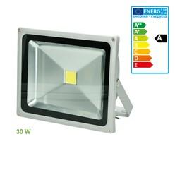 LED Flutlicht 30W Kaltweiß
