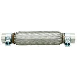 Flexrohr Edelstahl 50 x 280 mm mit Schellen