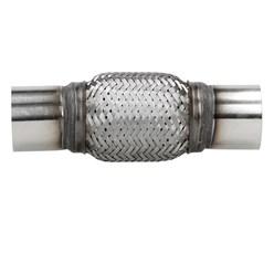 Flexrohr 45 x 100 mm mit Anschweißblech