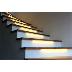 LED-Streifen 2 m, Warmweiß, wasserfest - 60 LED pro Meter