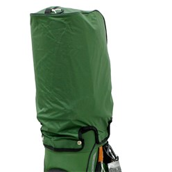 Fastfold Golf-Trolley Unisex olivgrün, wasserdicht, mit 14 Fächern, aus Polyester