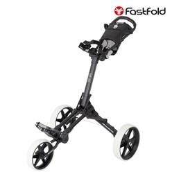 Fastfold KLIQ Trolley schwarz, 120x80x115 cm, aus Aluminium