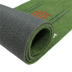 Pure2Improve Puttingmatte grün, 275x30 cm