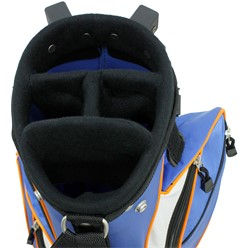 Skymax Junior Golftasche blau/schwarz, 24x31x70 cm, aus Polyester